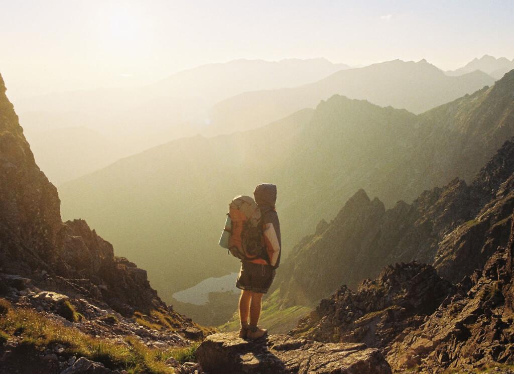 Test av vandringsryggsäckar för fjällvandringar