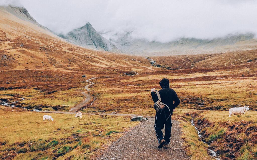 Test av de bästa ryggsäckarna för kortare resor och dagsturer