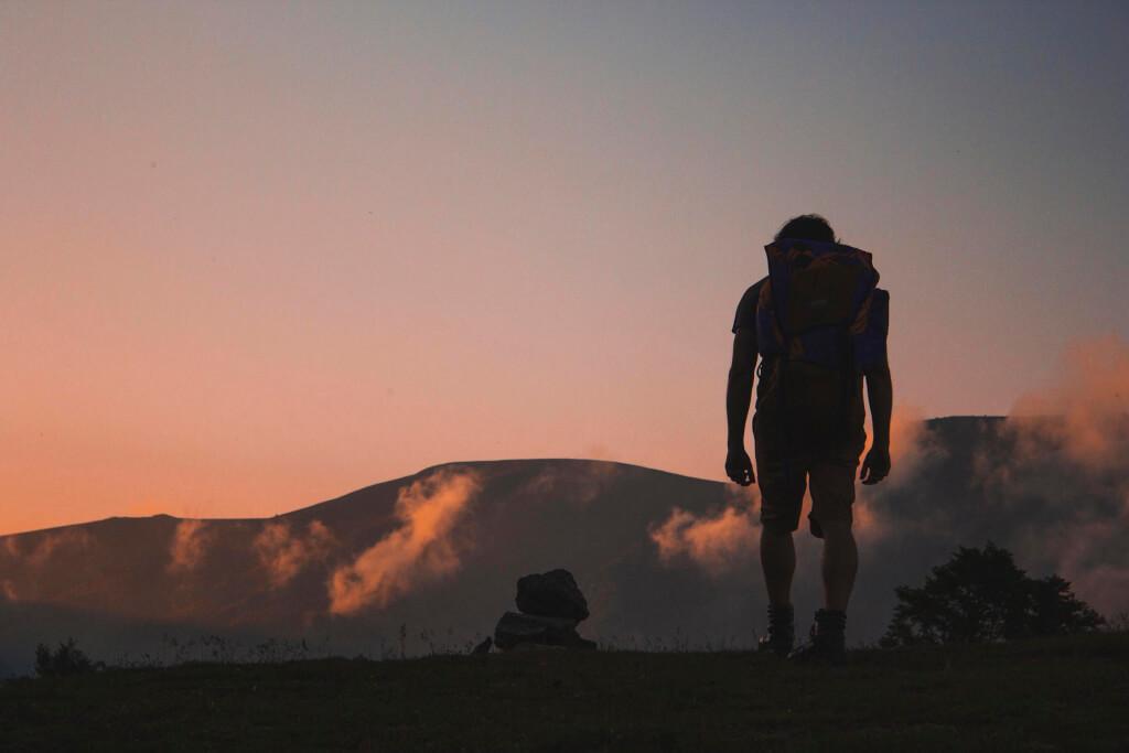 Bästa ryggsäcken för klättring