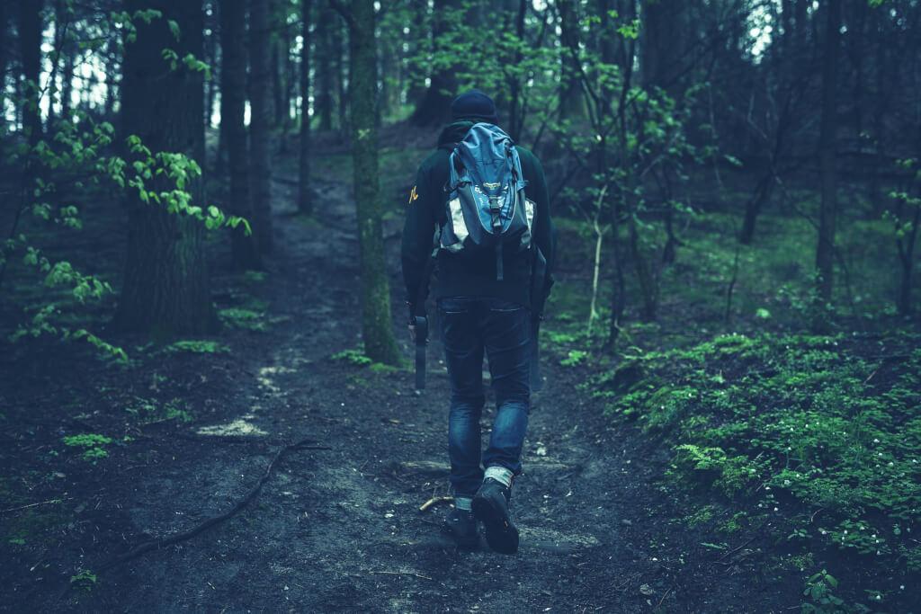 test av lätta ryggsäckar