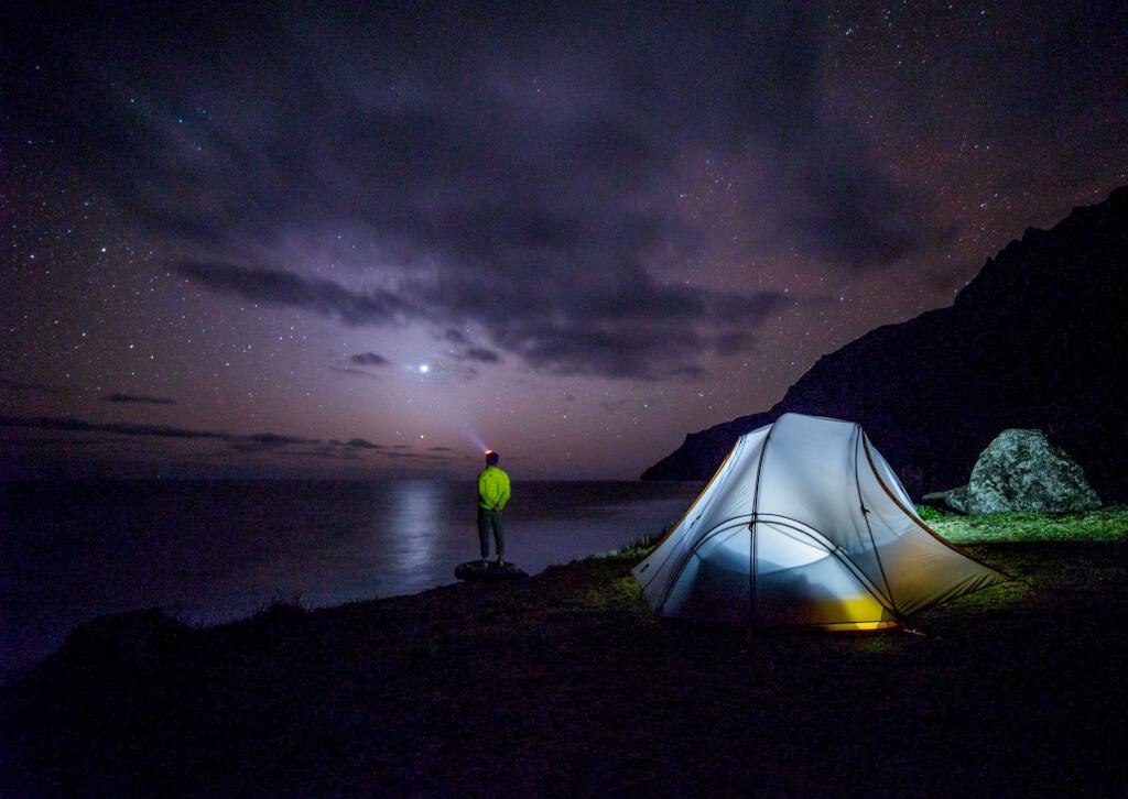 Test av bästa tälten