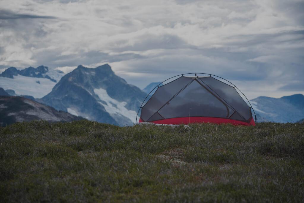 Lätta tält för backpacking
