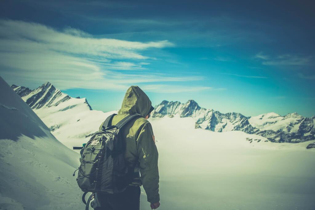 Vilka tält är bäst när det är snö och kallt?
