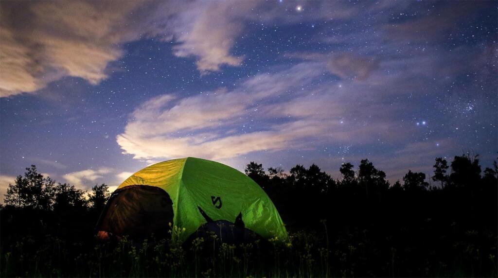 test av bästa liggunderlagen för tält och camping