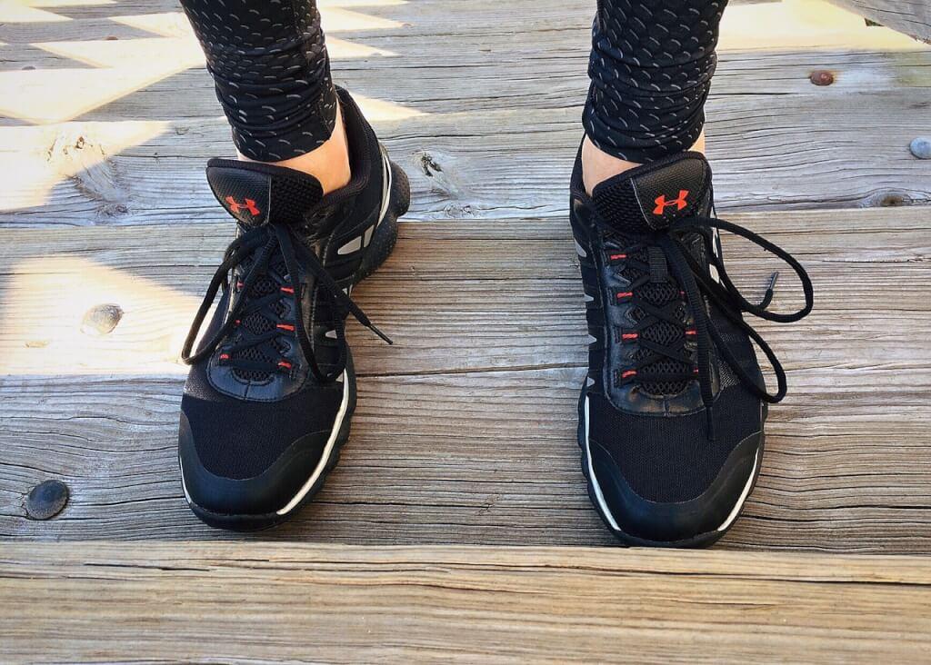 löparskor för dåliga knän
