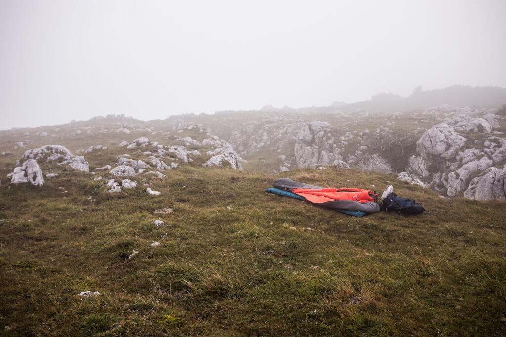 Test och recension av de allra bästa ultralätta sovsäckarna på marknaden